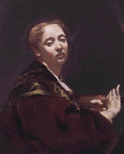 Джованни Баттиста Пьяцетта  «Джулия Лама»  Около 1715-1720 г.