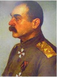 М.Б. Греков Портрет генерала А.М. Каледина, первого выборного атамана Войска Донского
