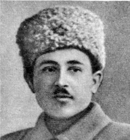 Адъютант С.М. Будённого Зеленский Петр Павлович(1891-1977)