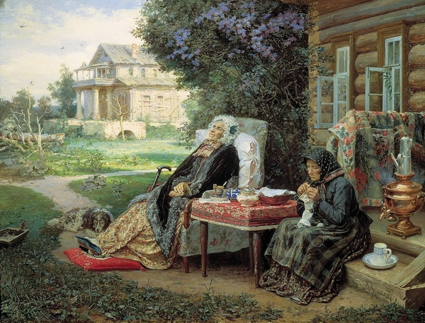 Максимов В.М. «Всё в прошлом»
