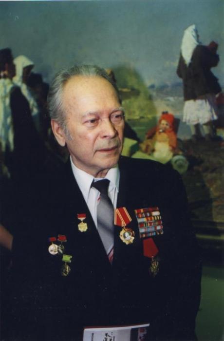 Харис  Абдрахманович Якупов 1919-2010