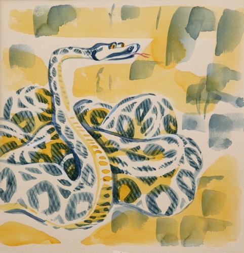 Р.Киплинг «Маугли»  Изд. «Малыш» 1976 г. Иллюстрация Мая Митурича.