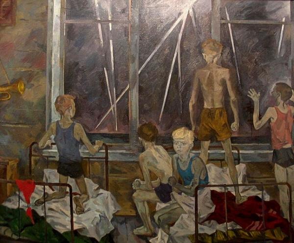 Суровцев Андрей Петрович «Дети войны» 1985 г.