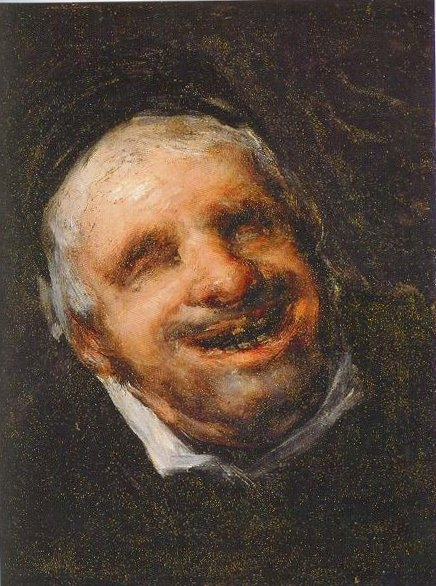 Франсиско Гойя «Дядюшка Пакете»