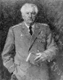 П.Судаков «Герой Советского союза генерал-полковник В.Шатилов»
