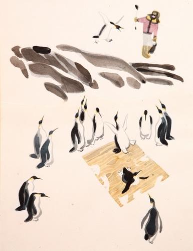 Г.Снегирёв «Чудесная лодка» Иллюстрация Мая Митурича. Изд. «Детская литература» 1977 г.