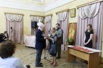 Церемония награждения лауреатов 5 сезона конкурса АЕА в колонном зале Международного Фонда славянской культуры и письменности