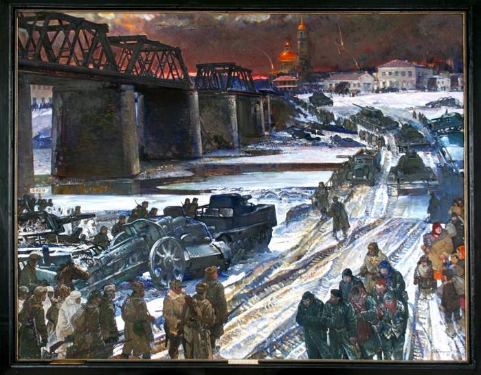 Харис Якупов «Елец. 9 декабря 1941 года»