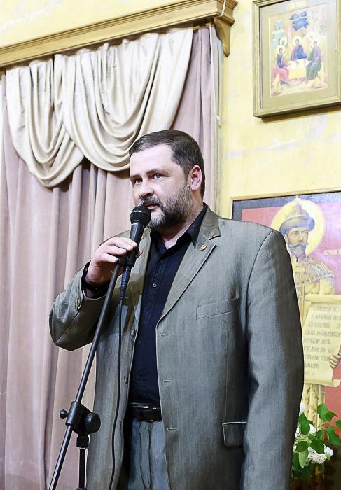 Вступительная речь председателя жюри Николая Николаевича Седнина