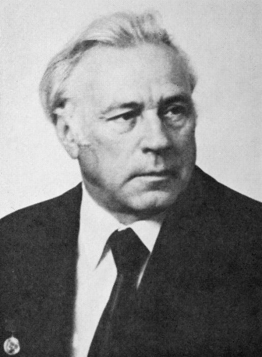 Фёдор Павлович Усыпенко (1917-2000)