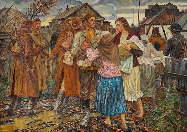 Венир Романович Кныжов «Дорогами войны» 1985-1989 гг.