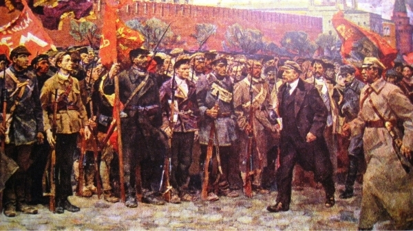 Холуев Владимир Фёдорович «Солдаты революции»