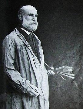 Кириак Константинович Костанди